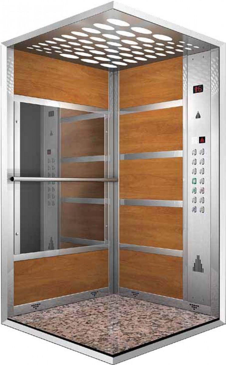 cabine c 10 dalmas ascenseurs. Black Bedroom Furniture Sets. Home Design Ideas